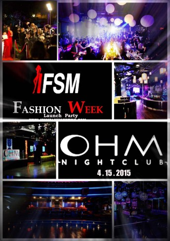 IFSM Fashion Week Runway Launch Party