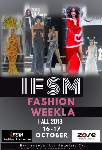 2018 IFSM Fashion weekLA