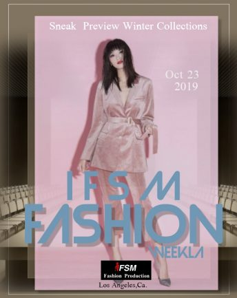 IFSM Fashion Weekla Fall Jin Ye